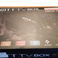 Android 5.1 TV Box 4 K