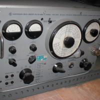 Empfänger-Mess-Sender AM, FM, Video 4 – 300 Mhz