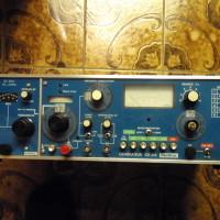 Metrix Messsender GX 416c mit 3 Einschüben und Betriebsanleitung